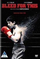 Bleed For This (DVD): Miles Teller, Aaron Eckhart, Katey Sagal, Ciaran Hinds, Ted Levine