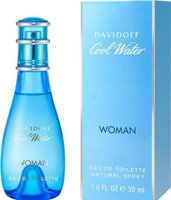 Davidoff Cool Water Woman Eau De Toilette (30ml) - Parallel Import: