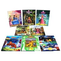 Disney Magical Story 8-Book Collection (Hardcover):