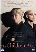 The Children Act (DVD): Emma Thompson, Stanley Tucci, Fionn Whitehead, Ben Chaplin