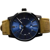 Matt Arend Ma 676 Blue Dandy Daydate Watch: