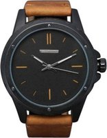 Matt Arend Townsmen Watch (Charcoal and Tan):