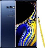 "Samsung Galaxy Note 9 6.4"" Octa-Core Smartphone (512GB)(Android 9.0 (Pie))(Ocean Blue):"