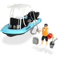 Dickie Toys Playlife Series - Fishing Boat (1:24):