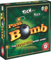 Pass the Bomb: The Explosive Word Game:
