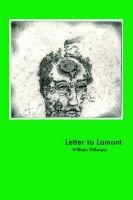 Letter to Lamont (Paperback): William Gillespie