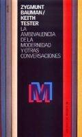 Ambivalencia de La Modernidad y Otras Conversaciones (English, Spanish, Paperback): Zygmunt Bauman