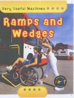 Ramps and Wedges (Hardcover): Chris Oxlade