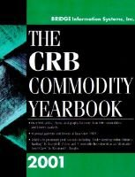 The CRB Commodity Yearbook (Hardcover): Commodity Research Bureau Inc.