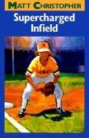 Supercharged Infield (Paperback): Matt Christopher