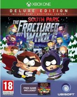 South Park: The Fractured But Whole - Deluxe Edition (XBox One):