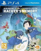 Digimon Story: Cyber Sleuth - Hacker's Memory (PlayStation 4):