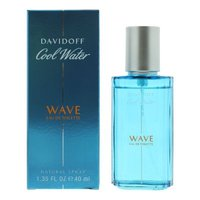 Davidoff Cool Water Wave Eau de Toilette (40ml) - Parallel Import:
