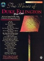 The Music of Duke Ellington Plus One - Clarinet, Book & CD (Paperback):