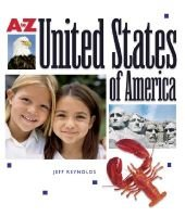 United States of America (Hardcover, Library binding): Jeff Reynolds