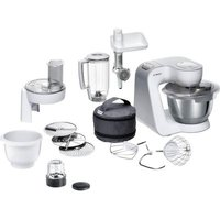 Bosch Styline MUM5 Kitchen Machine (White/Silver):