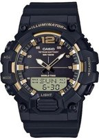 Casio Men's Analogue-Digital Wrist Watch (Black and Gold):