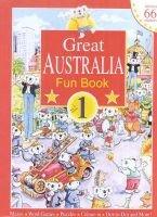 Great Australia Fun Book 1 (Book): Richard Galbraith