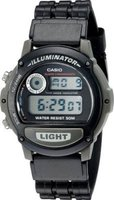 Casio Digital Sports Wrist Watch (Black):