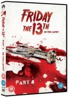 Friday the 13th: Part 4 (DVD):