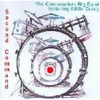 Commanders Big Band - Second Command (CD): Commanders Big Band