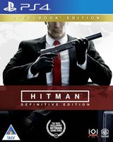 Hitman: Definitive Edition - Steelbook Edition (PlayStation 4):