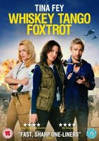 Whiskey Tango Foxtrot (DVD): Tina Fey, Margot Robbie, Martin Freeman, Billy Bob Thornton, Alfred Molina
