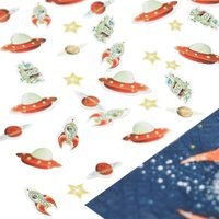 Space Adventure - Confetti (14 g):
