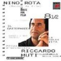 N. Rota - Music For Film (CD): Della Scala Philharmonic Orchestra