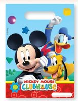 Playful Mickey - 6 Party Bags: