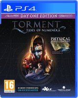 Torment: Tides Of Numenera (PlayStation 4, Blu-ray disc):