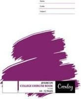 Croxley JD328CUN A4 Exercise Books (72 Pages)(10-Pack):