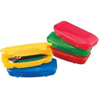 Bantex Shuttle PP Pencil Case (Small)(Assorted Colours):