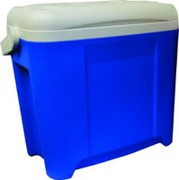 Leisure Quip Hardbody Coolerbox (26L) (Aqua Blue):