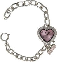 Bad Girl Funky Heart Ladies Watch: