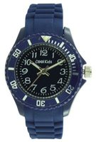 Cool Kids Neon Resin Analogue Watch (Dark Blue):