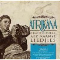Afrikana - Vol.5 - Tradisioenele Boeremusiek (CD): Various Artists