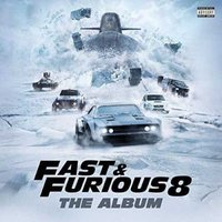 Fast & Furious 8: The Album (CD): Various Artists