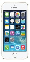 "Apple iPhone 5S 4.0"" Dual-Core Smartphone (64GB)(Gold) - ReWare Certified Pre-Owned Device:"