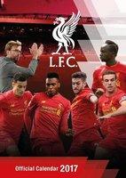 Liverpool: Official 2017 Calendar (Calendar):