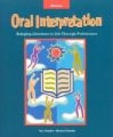 Oral Interpretation (Paperback, 3rd Revised edition): Glencoe McGraw-Hill
