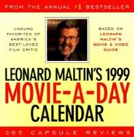 Leonard Matlins 1999 Movie-a-Day Calendar (Calendar): Leonard Matlin