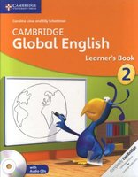 Cambridge Global English Stage 2 Learner's Book with Audio CD - for Cambridge Primary English as a Second Language...