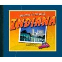 Indiana (Hardcover, Library binding): Ann Heinrichs