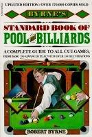 Byrne's Standard Book of Pool and Billiards (Paperback): Robert Byrne