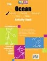 The Ocean Co NJ Activity Book (Paperback, illustrated edition): Gallopade International