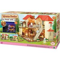 Sylvanian Families - City House with Lights: