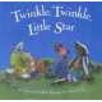 Twinkle, Twinkle, Little Star (Hardcover): Sylvia Long, illustrated Sylvia Long