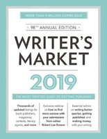 Writer's Market 2019 - The Most Trusted Guide to Getting Published (Paperback, 98th Annual Edition): Robert Lee Brewer