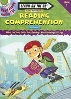 Reading Comprehensive - Grade 1 (Paperback, illustrated edition): Learning Horizons